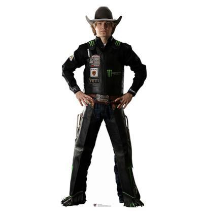 Derek Kolbaba - Professional Bull Riders