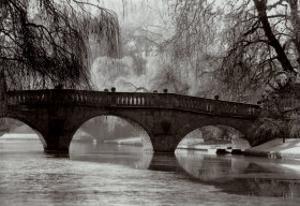 Cambridge Light by Derek Langley