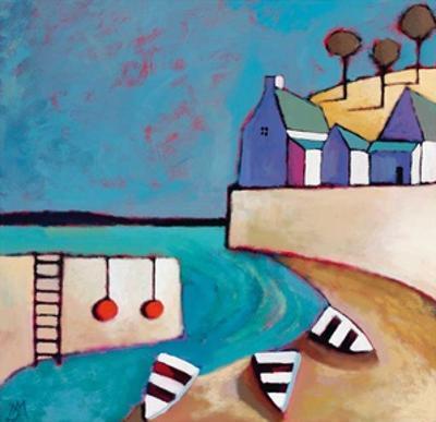 Harbour View by Derek Melville