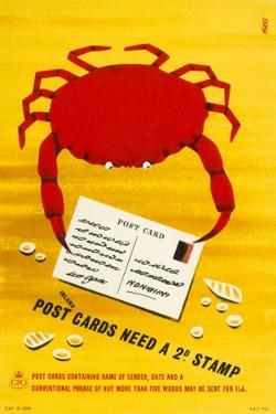 Inland Postcards Need a 2D Stamp by Derrick Hass