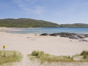 Derrynane Bay, Ring of Kerry, County Kerry, Munster, Republic of Ireland, Europe