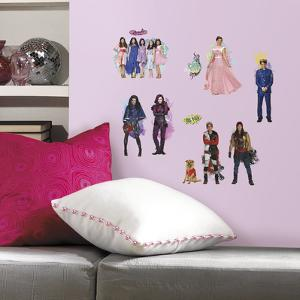 Descendants Peel And Stick Wall Decals