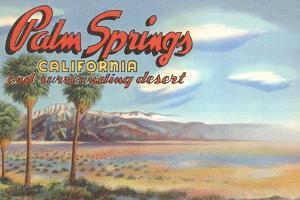 Desert at Palm Springs
