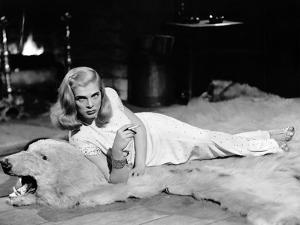 DESERT FURY, Lizabeth Scott, 1947 (b/w photo)