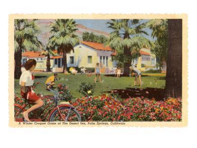 Desert Inn, Palm Springs, California