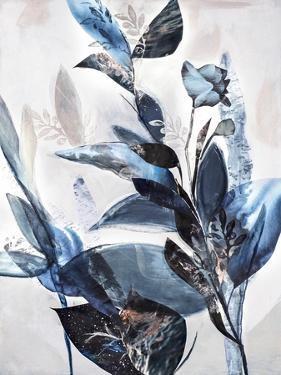 Blue Leaves by Design Fabrikken