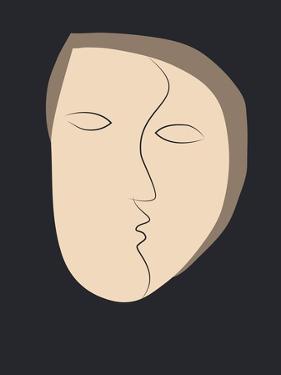 Face It 1 by Design Fabrikken