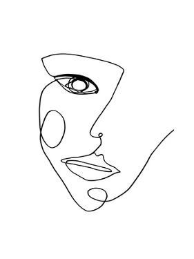 Face Line 2 by Design Fabrikken