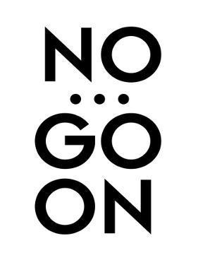 No... Go On by Design Fabrikken
