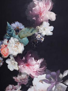 Purple Blossom 1 by Design Fabrikken