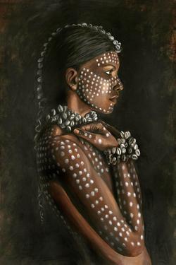 Tribal Woman by Design Fabrikken