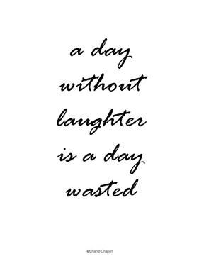 Without Laughter by Design Fabrikken