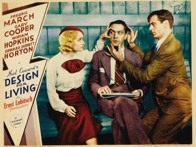 Design for Living, 1933