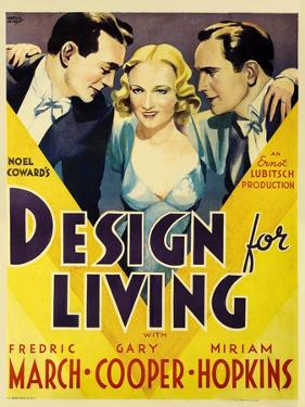 Design for Living, 1933