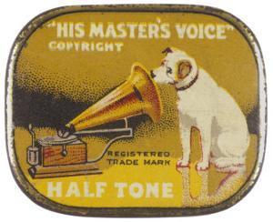 His Master's Voice: The Hmv Dog Listens Eternally by Design