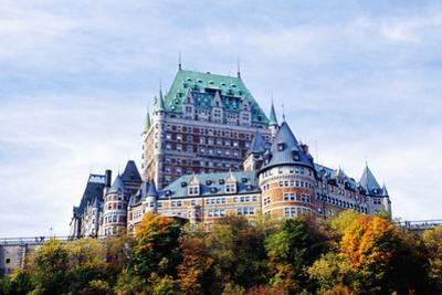 Chateau Frontenac by Design Pics Inc