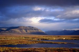 Mountains and Lakes, Dempster Highway by Design Pics Inc