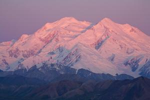 Mt.Mckinley as Seen from Eielson Visitor Center Denali National Park Alaska by Design Pics Inc