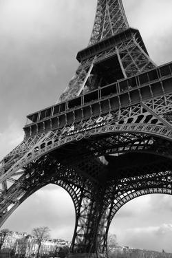 Paris, France; Low Angle View of the Eiffel Tower by Design Pics Inc