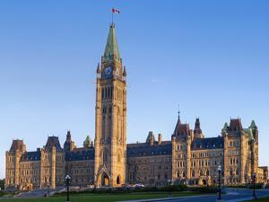 Parliament Buildings of Canada; Ottawa Ontario Canada by Design Pics Inc