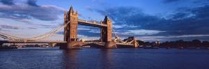 Tower Bridge at Sunset, London,England,Uk by Design Pics Inc