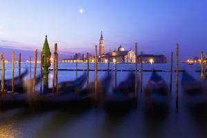 Venice at Dusk; Venice, Italy by Design Pics Inc