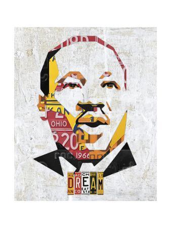 MLK Dream Portrait