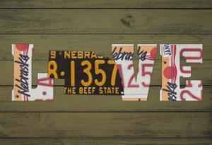 NE State Love by Design Turnpike