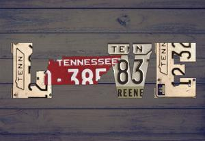 TN State Love by Design Turnpike