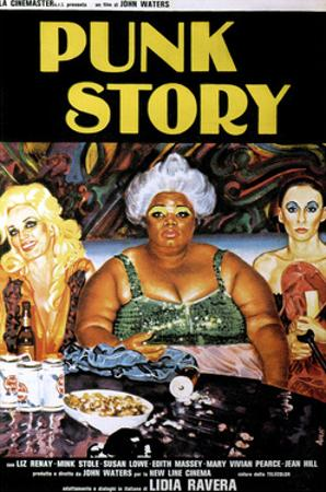 Desperate Living, (aka Punk Story), Liz Renay, Jean Hill, Mink Stole, 1977