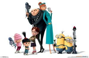 Despicable Me 3 - Group