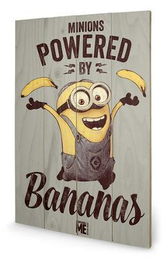 Despicable Me - Powered by Bananas