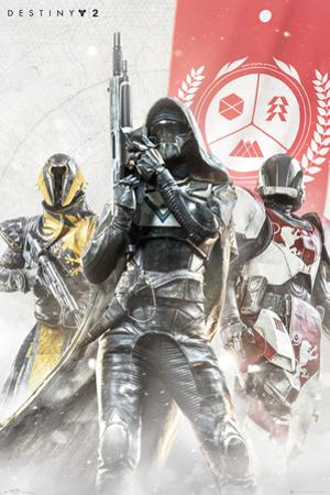 Destiny 2 - Characters