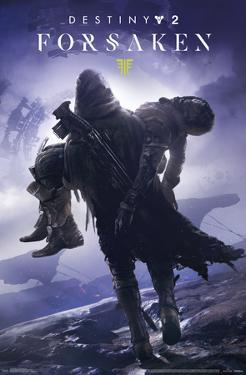 Destiny 2 - Forsaken Key Art