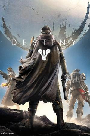 Destiny- Key Art