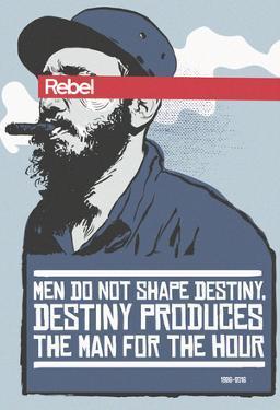 Destiny Produces the Man…
