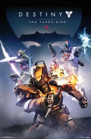 Destiny - Taken King Cover