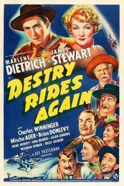 Destry Rides Again, 1939