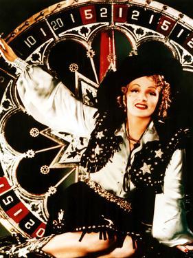 Destry Rides Again, Marlene Dietrich, 1939