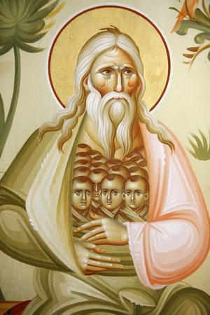 https://imgc.allpostersimages.com/img/posters/detail-of-fresco-in-capharnaum-capernaum-greek-orthodox-church-capharnaum-galilee_u-L-Q1GYI7M0.jpg?artPerspective=n