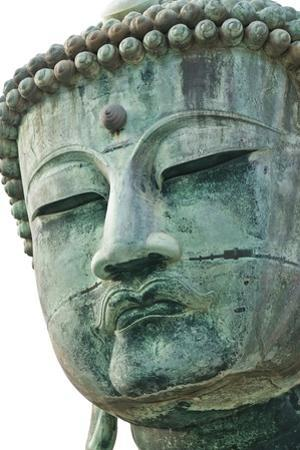 Detail of Great Buddha of Kamakura