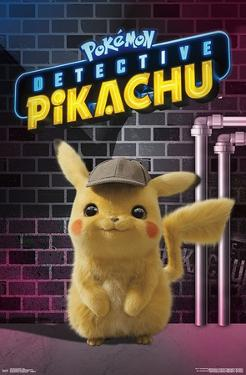 Detective Pikachu - Neon