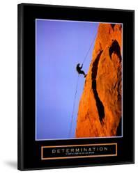 Rock Climbing Motivational Framed Arts At Allposters Com