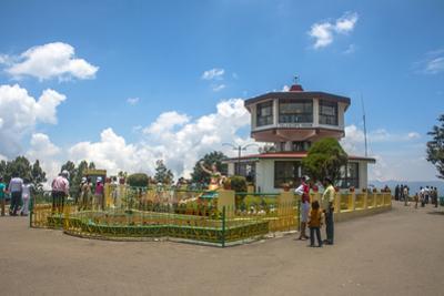 Landmark of Ooty by Dethan Punalur