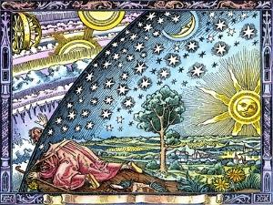 Celestial Mechanics, Medieval Artwork by Detlev Van Ravenswaay