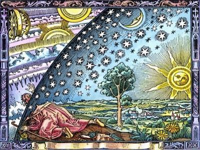 Celestial Mechanics, Medieval Artwork by Detlev Van Ravenswaay