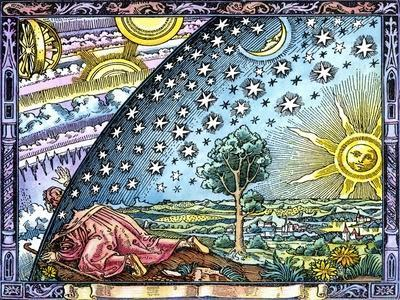 Celestial Mechanics, Medieval Artwork