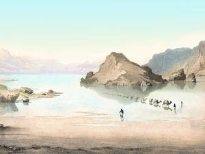 Desert Mirage, 1854 Artwork by Detlev Van Ravenswaay