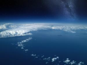 Earth From High-altitude Aircraft by Detlev Van Ravenswaay