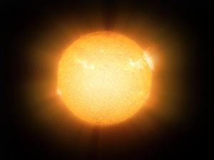 The Sun, X-ray Image by Detlev Van Ravenswaay